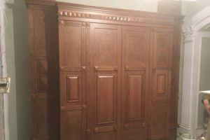 Шкаф из дерева - Мебельная фабрика «Sweet Mebel»