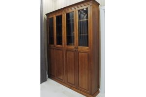 Шкаф из массива дуба R006 - Мебельная фабрика «Blessed-Home»