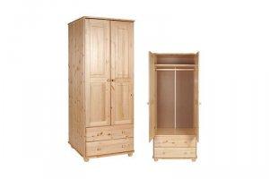 ШКАФ из массива сосны Н-0,8-2 - Мебельная фабрика «Мебель Мастер»