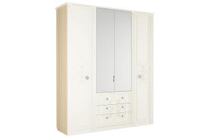 Шкаф Капелла с зеркалом - Мебельная фабрика «Аквилон»