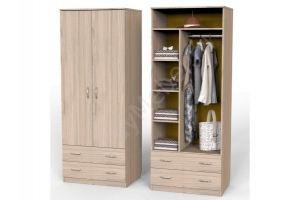 Шкаф Карат с 2мя ящиками и секциями - Мебельная фабрика «Алтай-Командор»