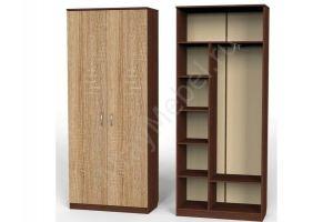 Шкаф Карат Ш2 (850) - Мебельная фабрика «Алтай-Командор»