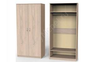 Шкаф Карат Ш2 Глубокий (1000) Со штангой - Мебельная фабрика «Алтай-Командор»