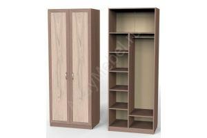 Шкаф Карат Ш2 Глубокий со вставками - Мебельная фабрика «Алтай-Командор»
