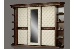 Шкаф Классика Благо Б8.60.3/2 - Мебельная фабрика «Благо»