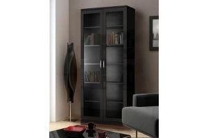Шкаф книжный 2х створчатый Моне 2.1 - Мебельная фабрика «Фаворит»