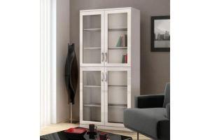 Шкаф книжный 4х створчатый Моне 2.2 - Мебельная фабрика «Фаворит»