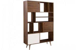 Шкаф книжный Блоссом - Мебельная фабрика «WOODGE»