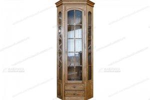 Шкаф книжный Элбург 170 - Мебельная фабрика «Фабрика натуральной мебели»