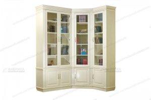 Шкаф книжный Верди 148 - Мебельная фабрика «Фабрика натуральной мебели»