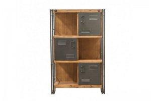 Шкаф комбинированный 5 - Мебельная фабрика «Loft Zona»