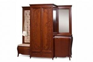Шкаф комбинированный ГМ 6341-01 - Мебельная фабрика «Гомельдрев»