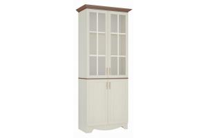Шкаф комбинированный Латте 24-02 - Мебельная фабрика «Атлант»