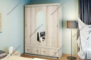 Шкаф Комфорт - Мебельная фабрика «Пеликан»