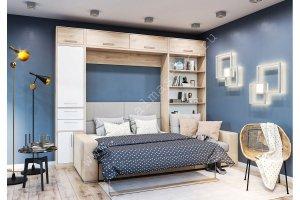Шкаф-кровать-диван Бана - Мебельная фабрика «Деталь Мастер»