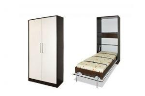 Шкаф-кровать для малогабаритных квартир - Мебельная фабрика «Нильс»