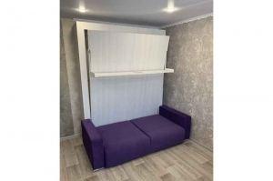 Шкаф-кровать Prime с диваном - Мебельная фабрика «Диван Диваныч»