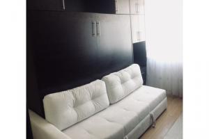 Шкаф-кровать с диваном - Мебельная фабрика «Ника-Мебель»