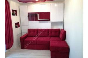 Шкаф-кровать с диваном Бела 12 - Мебельная фабрика «Деталь Мастер»