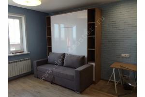 Шкаф-кровать с диваном Бела 10 - Мебельная фабрика «Деталь Мастер»
