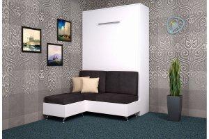 Шкаф-кровать-с диваном Бела 7 - Мебельная фабрика «Деталь Мастер»
