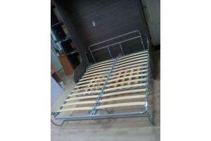 Шкаф-кровать StudioFLAT 180 x 200 см  БЕЗ дивана - Оптовый поставщик комплектующих «СМАРТМЕБЕЛЬ»
