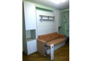 Шкаф-кровать Татьяна - Мебельная фабрика «Метра»