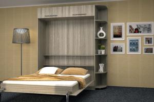 Шкаф-кровать трансформер - Мебельная фабрика «Ника-Мебель»