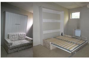 Шкаф-диван-кровать трансформер - Мебельная фабрика «Академия Мебели ЯрКо»