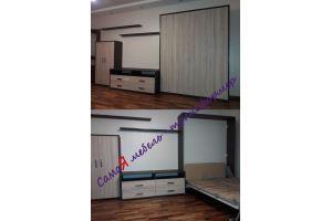 Шкаф-кровать трансформер - Мебельная фабрика «МебельГрад (мебель трансформер)»