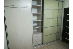 Шкаф-кровать трансформер - Мебельная фабрика «FORSETI»