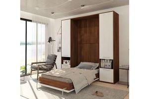 Шкаф-кровать в спальню - Мебельная фабрика «VELDE»