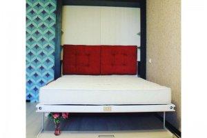 Шкаф-кровать яркий - Мебельная фабрика «Диван Диваныч»