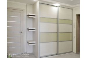 Шкаф-купе 008 в комнату - Мебельная фабрика «Ре-Форма»