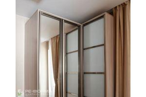 Шкаф-купе 012 - Мебельная фабрика «Ре-Форма»