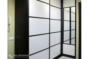 Шкаф-купе 013 - Мебельная фабрика «Ре-Форма»