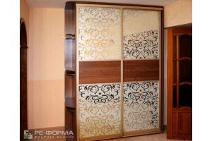 Шкаф-купе 015 - Мебельная фабрика «Ре-Форма»