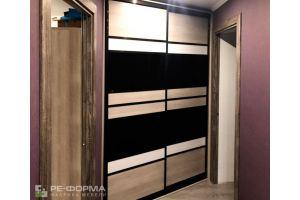 Шкаф-купе 019 - Мебельная фабрика «Ре-Форма»