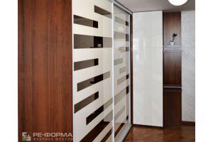 Шкаф-купе 022 - Мебельная фабрика «Ре-Форма»