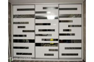 Шкаф-купе 028 - Мебельная фабрика «Ре-Форма»