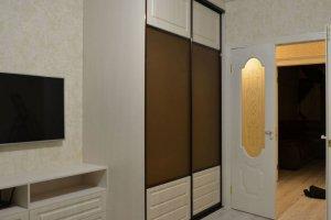 Шкаф-купе 030 в гостиную - Мебельная фабрика «Ре-Форма»