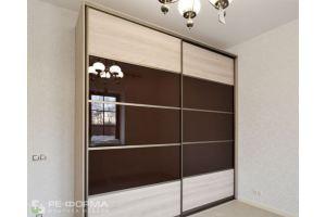 Шкаф-купе 031 - Мебельная фабрика «Ре-Форма»