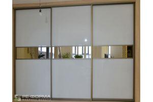 Шкаф-купе 035 - Мебельная фабрика «Ре-Форма»