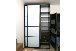 Шкаф-купе 1 - Мебельная фабрика «Дэрия»