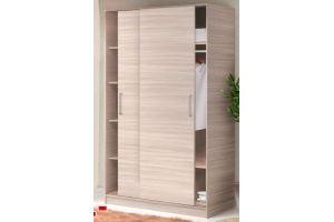 Шкаф-купе 2-х дверный Эко - Мебельная фабрика «Боровичи-Мебель»