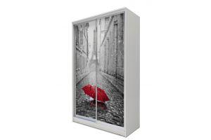 Шкаф-купе 2-х дверный с фотопечатью - Мебельная фабрика «Купи-купе»