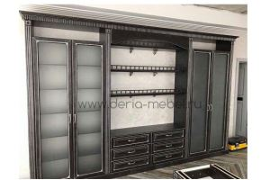 Шкаф в гостиную - Мебельная фабрика «Дэрия»