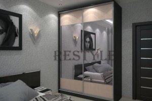Шкаф-купе - Мебельная фабрика «Рестайл»