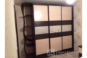 Шкаф-купе в спальню - Мебельная фабрика «АртСити»
