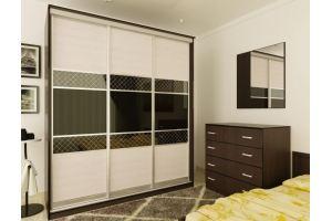 Шкаф-купе в спальню - Мебельная фабрика «Рестайл»